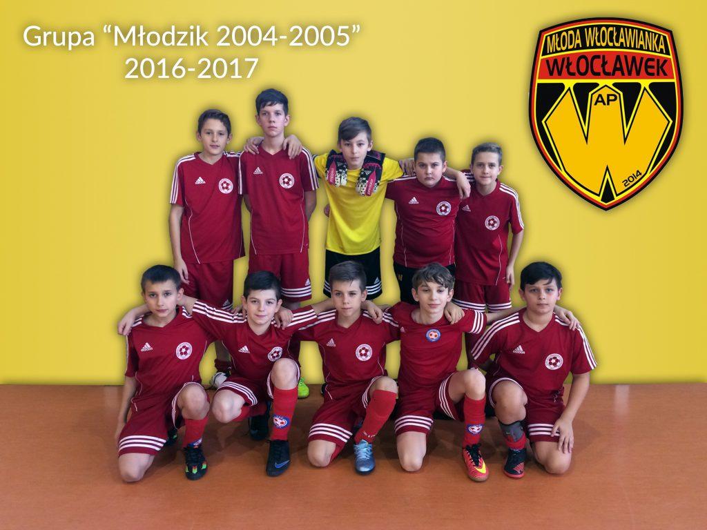 AP MW Młodzik_2004-2005 Liga2016-2017