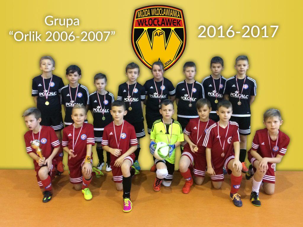 AP MW Orlik2_2006-2007 Liga2016-2017